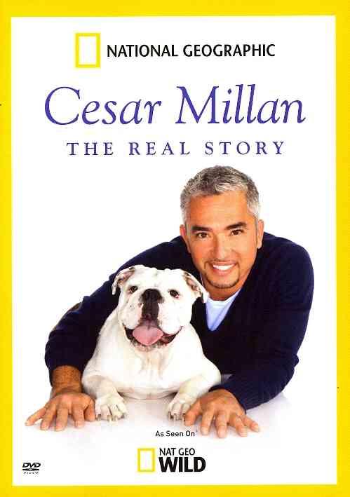 CESAR MILLAN:REAL STORY BY MILLAN,CESAR (DVD)