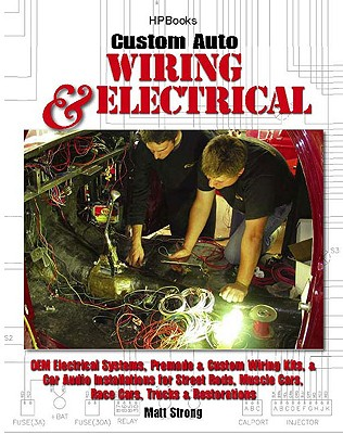 Custom Auto Wiring & Electrical By Strong, Matt